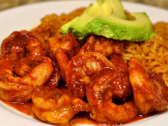 Receta de Camarones a la diabla estilo Sinaloa - Recetas