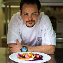 Chef Roberto Alcocer