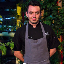 Chef Edgar Nunez